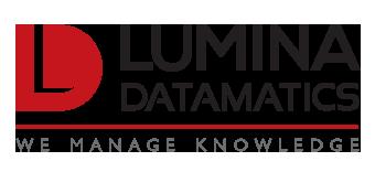 Lumina Datamatics Logo