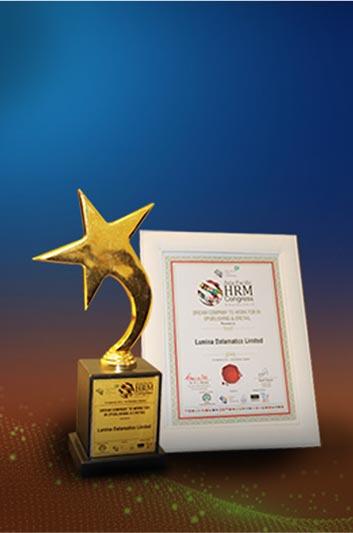 lumina datamatics award