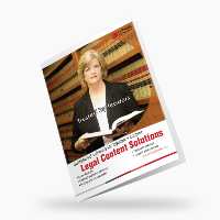 Content Enhancement for a Leading American Legal Publisher