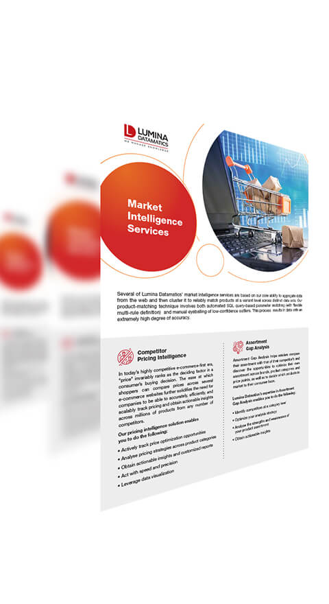 lumina datamatics retail brochure