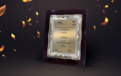 IMC Digital Technology Award 2020