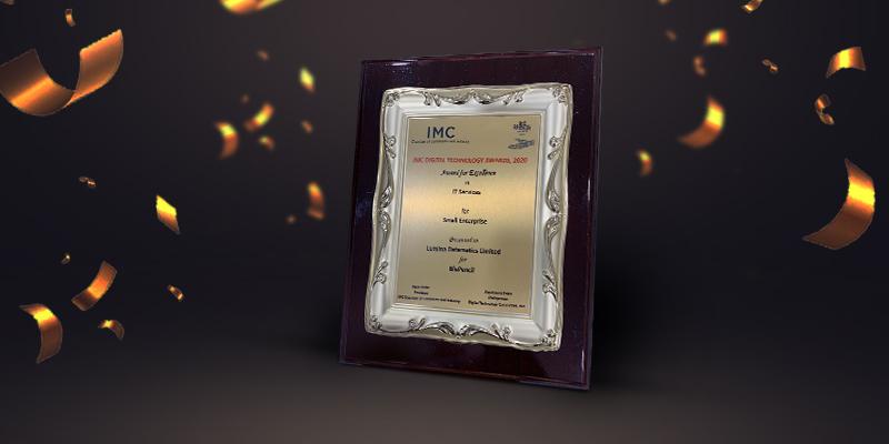 IMC Digital Technology Awards 2020